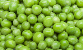 Textura guisantes verdes. Detail of texture green peas royalty free stock images