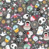Textura Halloween Imagens de Stock Royalty Free