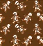 Textura Halloween Imagens de Stock