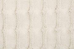 Textura hecha punto blanco con el ornamento libre illustration