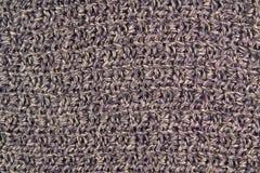 Textura hecha punto de lana azul como el fondo fotos de archivo libres de regalías