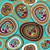 Textura hermosa de las burbujas Fotografía de archivo libre de regalías