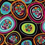 Textura hermosa de las burbujas Imágenes de archivo libres de regalías