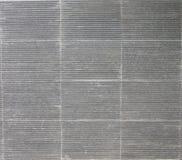 Textura horizontal da pedra do preto de 3 Andesit Fotos de Stock Royalty Free