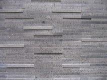Textura horizontal da pedra do preto de 2 Andesit imagem de stock