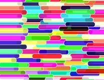 Textura horizontal das tubulações Imagens de Stock