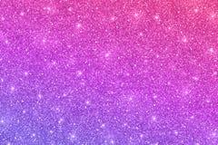 Textura horizontal del brillo con efecto violeta rosado del color ilustración del vector