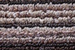 Textura horizontal do weave Foto de Stock Royalty Free