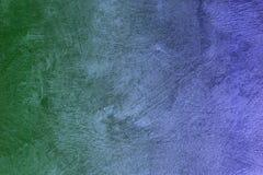 Textura hued metalline azul envelhecida da prancha - fundo abstrato bonito da foto imagens de stock royalty free