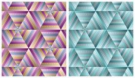 Textura inconsútil abstracta Foto de archivo libre de regalías