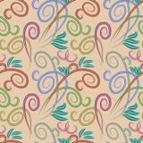 Textura inconsútil abstracta Imagen de archivo