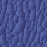 Textura inconsútil abstracta - polígonos volumétricos ilustración del vector