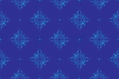 Textura inconsútil azul Fotografía de archivo libre de regalías