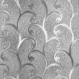 Textura inconsútil de cristal con el modelo para la ventana ilustración del vector