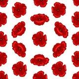 Textura inconsútil de la flor Imagen de archivo libre de regalías