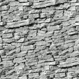 Textura inconsútil de la pared de piedra de la decoración foto de archivo