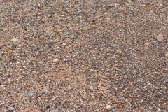 Textura inconsútil de la superficie de la arena de la playa Fotografía de archivo libre de regalías