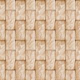 Textura inconsútil de los bloques de la piedra de la pared Fotos de archivo