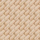 Textura inconsútil de los bloques de la piedra de la pared Fotos de archivo libres de regalías