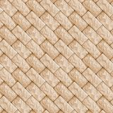 Textura inconsútil de los bloques de la piedra de la pared Foto de archivo