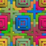 Textura inconsútil de papel de las cintas Imagen de archivo