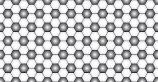 Textura inconsútil del balón de fútbol Imagen de archivo