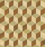Textura inconsútil del modelo de madera Imagen de archivo
