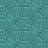 Textura inconsútil del ornamento maya Imagen de archivo