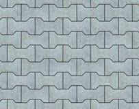 Textura inconsútil del pavimento Foto de archivo libre de regalías