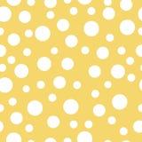 Textura inconsútil del queso ilustración del vector