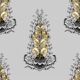 Textura inconsútil del vector Fotos de archivo