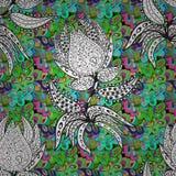 Textura inconsútil del vector Fotografía de archivo libre de regalías