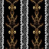 Textura inconsútil del vector Imagen de archivo libre de regalías