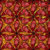Textura inconsútil del vector Fotos de archivo libres de regalías
