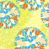 Textura inconsútil en colores brillantes Imágenes de archivo libres de regalías
