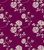 Textura inconsútil floral Imagen de archivo