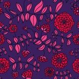 Estampado de flores Imagen de archivo