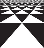 Textura inconsútil geométrica abstracta de triángulos Foto de archivo