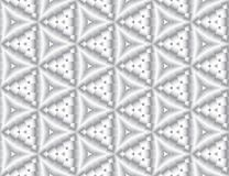 Textura inconsútil gris. Fondo del vector Imágenes de archivo libres de regalías