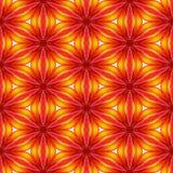 Textura inconsútil o fondo del mosaico caleidoscópico Fotos de archivo