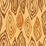 Textura inconsútil pintada de madera Foto de archivo libre de regalías