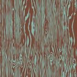 Textura inconsútil pintada de madera Foto de archivo