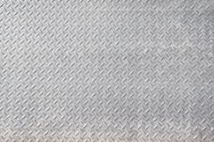 Textura industrial suja lustrada gasta do fundo da placa do verificador Fotos de Stock