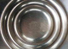 Textura inferior del pote Fotografía de archivo