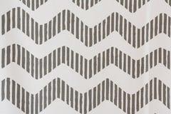 Textura irregular da tela do descanso de Grey Stripes Pattern da zebra fotografia de stock royalty free