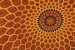 Textura islâmica Foto de Stock