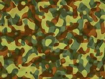 Textura khaki militar Imagens de Stock Royalty Free