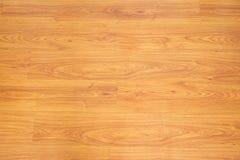 Textura laminada del suelo de madera Imagen de archivo
