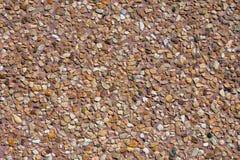 Textura lavada del piso de la grava Fotos de archivo libres de regalías