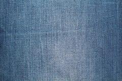 Textura lavada pedra de calças de ganga Fotos de Stock Royalty Free